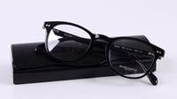 oliver peoples óculos venda por atacado-Óculos de marca-Oliver Peoples OV5257 moda miopia óptica armações de óculos mulheres e homens Vintage eyewear frame com caixa original