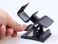 ingrosso supporto tv regolabile-Mini morsetto regolabile del supporto del supporto del supporto del video del supporto della clip TV regolabile per la scatola al minuto del supporto della clip della macchina fotografica di movimento dell'occhio PS4 di Playstation PS1