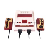 Wholesale Mini Av - HDMI AV Out Put Mini FC Video Game Console HD Edition Family Computer Built-in 600 Different Classic Games for Mini TV NES 3008036