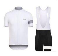cycling оптовых-Рафа шорты велоспорт трикотажные комплекты 2016 прохладный велосипед костюм велосипед джерси дышащий велоспорт рубашка с короткими рукавами нагрудник шорты мужская одежда для велоспорта