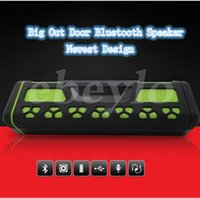 Bluetooth Speaker Big Out Door Speaker nuovo Wireless design TF-Card migliore qualità Best Body Style Nizza Music Play