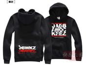 Wholesale Long Dance Sweaters - America's first hip-hop dance group Jabbawockeez Masked Men hip-hop dancers hoodie   hedging sweater
