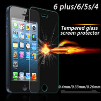 Wholesale nexus iphone online – For Galaxy core prime G360 Tempered Glass Screen Protector Film for apple iPhone plus s For LG L Bello Nexus X