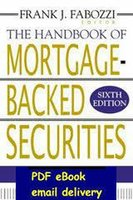 Wholesale The Handbook of Mortgage Backed Securities by Frank J Fabozzi Author