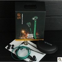 Wholesale Ludacris Ear - SOUL by Ludacris SL49 uttra Dynamic In-ear Headphones by Ludacris with control with free shipping