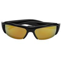 Wholesale Sunglass Spy Camera - HD1080P hidden camera Mini DVR spy sunglasses camera Audio Video Recorder Bolon Style Sunglass Black Gold Lens Glass Camera