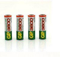 щелочная литиевая батарея оптовых-2 шт. / лот оригинальный GP AA аккумуляторная батарея 3600 мАч / gp 3600 / / / аккумуляторная батарея gp батареи 1.2 В Ni-MH + бесплатная доставка