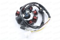 8-Coil Stator Magneto 139QMB GY6 50cc Scooter ATV Moped Alternator Chinês
