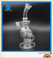 Wholesale Cheap Glass Products - The Newest Product Scientific Glass Hookahs High Grade Straight Glass Water Bongs Cheap Price Healthy Glass Water Pipe From Majesty