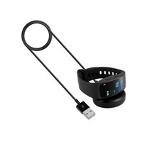 100% nuovo Smartwatch USB ricarica cavo caricatore Dock station per Samsung Gear Fit 2 SM-R360 Band per Fit2 R360 Smart Watch
