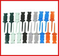 Wholesale Test Hook Clip Probes - Wholesale-New 18 pcs 6 color mini grabber SMD IC test hook clip jumper probe FREE SHIPPING