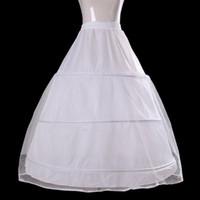 Wholesale Crinolines For Girls - Free Shipping 2015 Hot Sale petticoat For little grils Girl's Petticoat underskirt pettiskirt Slip for flower girl dresses