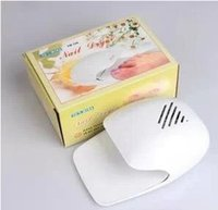 Wholesale Tips Polish Dryer - 100pcs # New Portable Finger Toe Nail Art Tip Polish Blower Dryer Dry Fast Tools Free Shipping With Retail Package