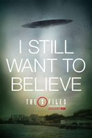 Envío gratis THE X FILES SERIE DE TELE QUIERO CREER TV Show High Quality Art Posters Imprimir Photo paper 16 24 36 47 inches