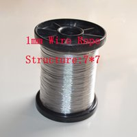 Wholesale 1mm SS304 Stainless Steel Wire Rope Fishing wire Structure m
