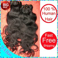 Wholesale Cheapest Good Human Weave - Cheapest price New star Indian human wavy hair 8pcs lot (50g.piece) good quality products Queen Beauty,shopping DHgate best sellers
