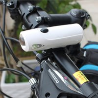 Wholesale Vehicle Lighting Accessories - LED Bike Headlight Plastic Waterproof Mountain Vehicle Headlamp Flash light Bike Lights LED Bike Headlight Free fly bicycle accessories FH12