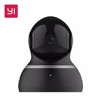Telecamera dome YI 1080P Night Vision <b>International Edition</b> Pan / Tilt / Zoom Sistema di sorveglianza wireless IP