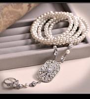 Wholesale Cheapest Bridal Bracelet For Wedding - Only 9.99!! Cheapest Pearl Bridal Bracelet For Wedding Party Evening Formal Wrist Band Crystal Diamond Rhinestone Pearl Bride Accessory QM