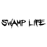 Swamp Life Vinyl Car Sticker Moto SUV Paraurti Car Window Laptop Car Stylings Decal