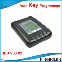 Wholesale sbb immobilizer - 2014 Latest SBB Key Programmer V33.02 Silca SBB Immobilizer Keymaker DHL Free Shipping