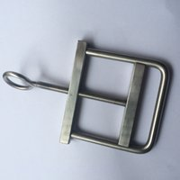 Wholesale Ball Nipple Clamp - 10pcs Stainless steel Ball Stretcher Adjustable nipple clamps Crusher Scrotum Fixture Testicular Torture Bondage Device