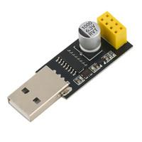 módulo serial usb venda por atacado-Venda por atacado - USB para ESP8266 Módulo Serial Wireless Wifi Módulo 8266 Wifi Placa de Desenvolvimento