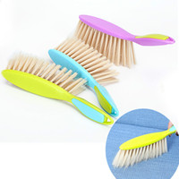 Wholesale clean beds online - Plastic Cleaning Brushes Home Clean Tool For Non Slip Dust Bed Brush Multi Color zh C R