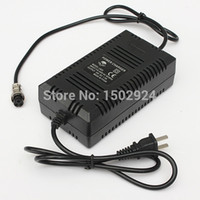 Wholesale Atv Batteries - High Quality 36 Volt Battery Charger Electric Scooter ATV Bike Electromobile Electrocar Free Shipping