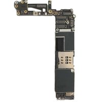 Wholesale Motherboard Card - For IPhone 6 Motherboard 16GB 64GB Logic Board Unlocked NO Touch ID 100% Good Working mainboard IOS system card