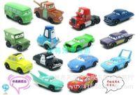 Wholesale Christmas Gift Sets For Kids - Pixar Cars figures Mini PVC Action Figure Model Toys Dolls Classic Toys 4-7cm 14 pcs= 1 set Christmas Gifts for kids