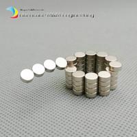 neodym-magneten großhandel-1 Packung N42 NdFeB Magnetscheibe Durchmesser 6x2,5 mm ca. 0,24 '' Starke Neodymmagnete Diametral Seltenerdmagnete Permanentmagnete