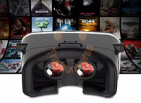 Wholesale VR Shinecon Plastic VR D Glasses google cardboard HD Glasses for inch Phone Bluetooth Wireless Mouse gamepad VR BOX