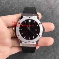 Wholesale 2892 Watch - 3 Color Best Edition Watch JJ Factory 42mm 511.NX.7070.LR Stainless Steel Swiss HUB1112 SW300 2892 Movement Automatic Mens Watch Watches