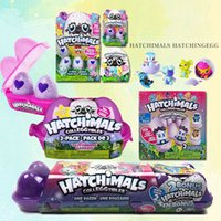 Hatchimals Egg Kids Toys for Children Hatching Dinosaur Eggs Little Animal Novelty Pets Regalo di Natale per ragazze dei ragazzi