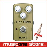 Wholesale Pedal Connectors - JOYO Hot Plexi JF-32 Marshall Guitar Effects Pedal Free connector MU0021