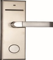 Wholesale RFID Hotel Door Lock Can Open By Card And Keys With SoftWare New Fashion Hot style