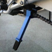 Wholesale Motorcycle Abs Brake - Blue High quality ABS Motorcycle Cycling Gear and Chain Crankset Cleaning Grunge Brusher Cleaner Tool Brake Remover order<$15 no tracking