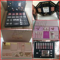 Wholesale Halloween Box Set - kylie Send me more nudes Kylie Vacation Makeup Set Edition Collection i want it all kylie jenner holiday christmas big box