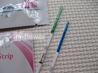 Wholesale Lh Test Strips - FDA CE 30pcs Ovulation LH + 10pcs Pregnancy 10mIU ml (sensitivity higher than 25 miu ml) One Step Test Strip