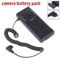 Wholesale External Flash Battery - 2015 Top Selling!CP-E4 8AA External Flash Power Battery Pack for Canon, + Wholesale by epacket ZM00079