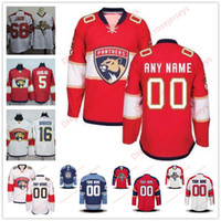 c342c2676 Stitched Custom Florida Panthers mens womens youth OLD BRAND Red Personalized  Customized third royal blue White Hockey cheap Jerseys S-4XL