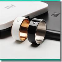 prix de la technologie achat en gros de-pour NFC Feature Android et WindowsPhone Smart Wearing Technologie du produit Intelligent Magic Ring NFC Smart Ring avec un prix usine POST libre