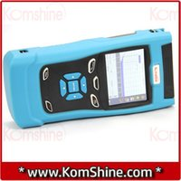 otdr trace - KomShine QX30 SM Trace Analysis Software Available OTDR Equal to EXFO MAX B FIBER OPTIC OTDR