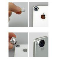 Wholesale Celular Lenovo - Wholesale-3 in 1 Fish eye Wide Angle Macro Fisheye Mobile Phone Lens Magnetic Lentes De Celular For iPhone6 5S Samsung HTC Lenovo JT02+