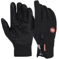 Wholesale Sport Bike Racing Gloves - Windproof Outdoor Sport Skiing Touch Screen Glove Cycling Bicycle Gloves Mountaineering Military Motorcycle Racing Bike Gloves