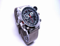Wholesale Spy Watch Compass - High Quality voice recording watch camera YS Waterproof Full HD 1080P Spy Hidden camera 8GB 16GB Mini Video Recorder DVR with Compass