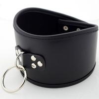 Wholesale Pony Bondage - PVC leather harness collars slave bondage crops restraints bdsm pony Fetish For Adult Sex Games