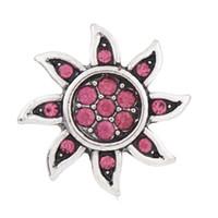 star snap buttons jewelry venda por atacado-NSB2318 Venda Quente Botão Snap Jóias Para Pulseira Colar 2015 Moda DIY Jóias Cristal Snaps Botões Antigos Estrela