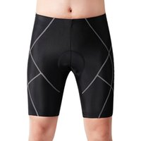 WOSAWE MTB Bicicleta Bike Riding Tight Shorts Men's Summer Ciclismo Shorts Outdoor Sportswear Vestuário Com Gel Pad BC124